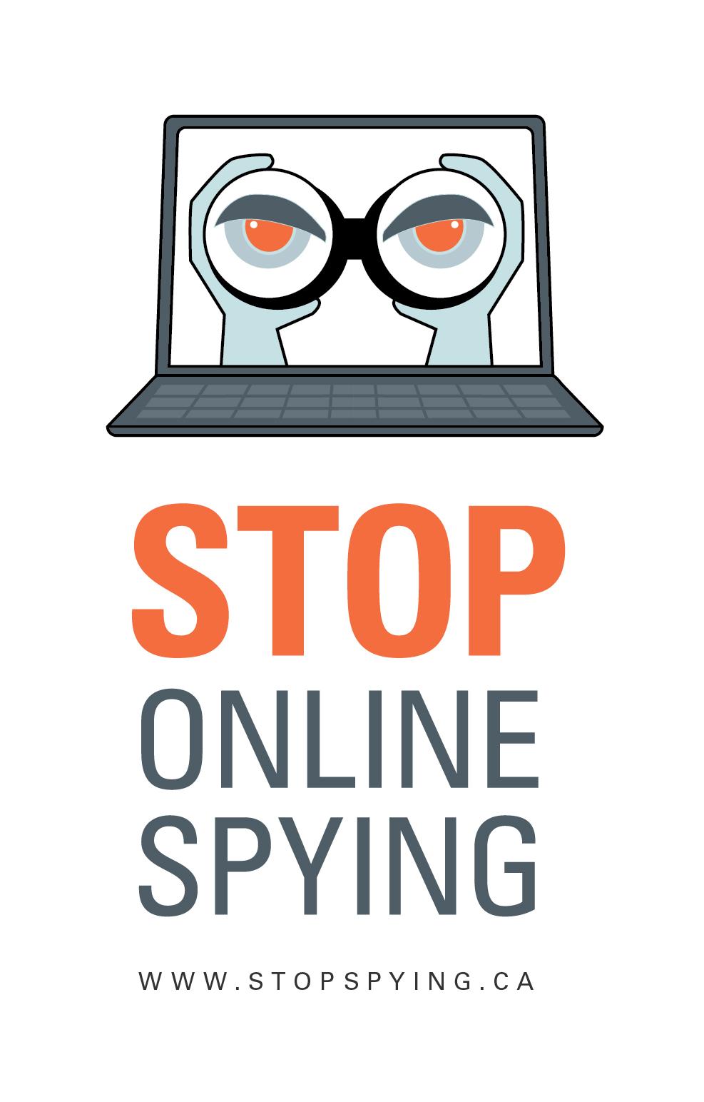 Stop Online Spying!
