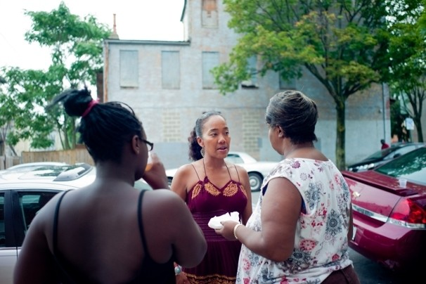 After 'The Wire' ended, Sonja Sohn couldn't leave Baltimore's troubled streets behind