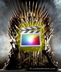 FCP: The once and future king of editing software