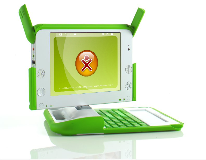 OLPC updates bugs / solutions