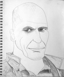 Yanis Varoufakis is my new Economics Professor