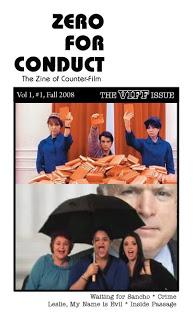 Zero for Conduct Zine is born!